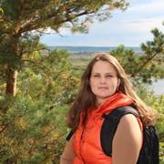 Ekaterina Galuzina on My World.